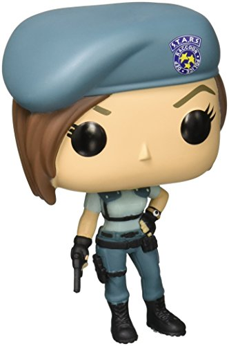 Jill Valentine-Figur aus Vinyl aus Resident Evil von Pop! Games -