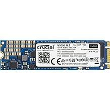 Crucial MX300 CT1050MX300SSD4 1 TB Internes SSD (3D NAND, SATA, M.2 Type 2280)
