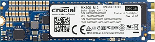 Price comparison product image Crucial MX300 CT1050MX300SSD4 1 TB Internal SSD (3D NAND, SATA, M.2 2280)
