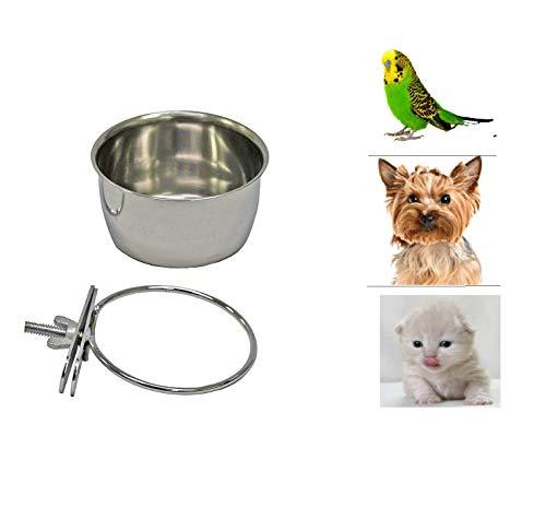 pour Animal Domestique Chien Coop Tasses Gamelle en...