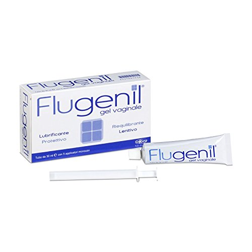 FLUGENIL GEL VAGINALE 30 ML. Acido Borico, Acido Ialuronico, Aloe vera, Tea Tree Oil