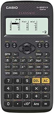 Casio FX-82SPXII Iberia - Calculadora científica, Recomendada para el curriculum español y portugués, 293 func