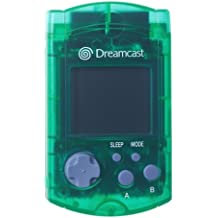 Sega Green Visual Memory Unit - Memoria (Dreamcast)