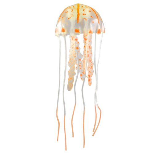 Sonline-Glowing-effet-daquarium-artificielle-Jellyfish-Tank-Ornement-Decoration-B-lorange