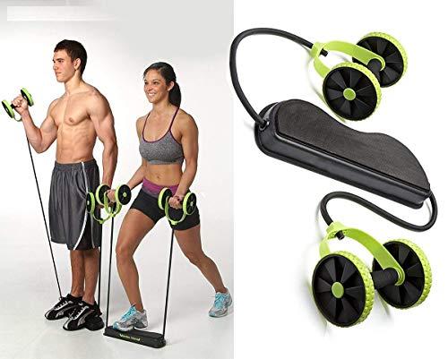 Uteruik Hommes Femme Fitness Préparateur Abdominal ABS Kit...