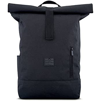 rucksack damen herren blau johnny urban roll top. Black Bedroom Furniture Sets. Home Design Ideas