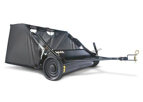 Kehrmaschine für Laub und Rasen für Rasentraktor Arbeitsbreite 96cm