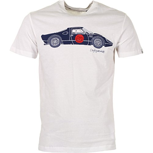 Deus Ex Machina -  T-shirt - Uomo White Medium