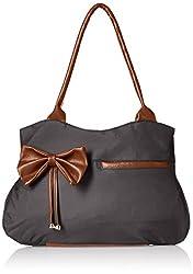 Fantosy Women's Handbag (Black, FNB-122)