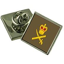 Teniente general del ejército de rango Insignia Insignia de solapa bolsa de regalo
