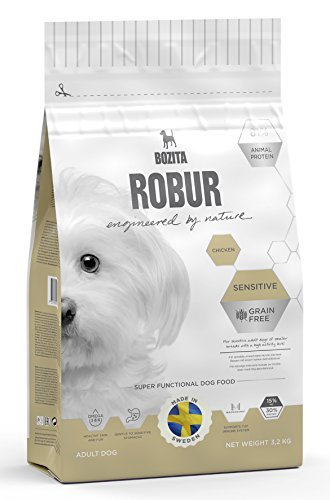 Bozita Hundefutter Sensitive Grain Free Chicken, 1er Pack (1 x 3.2 kg)