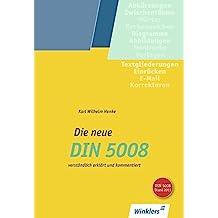 Suchergebnis Auf Amazonde Für Din 5008 Bücher