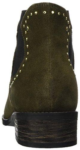 Steve Madden Jipp Ankleboot, Bottines Chelsea Femme Vert (olive)