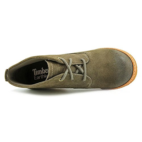Timberland EK Glancy Chukka Booties Warm Grey 8428A Grau (Warm Grey)