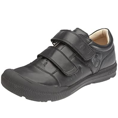 Noel Boy's Everas Shoes Black 7 UK, 24 EU