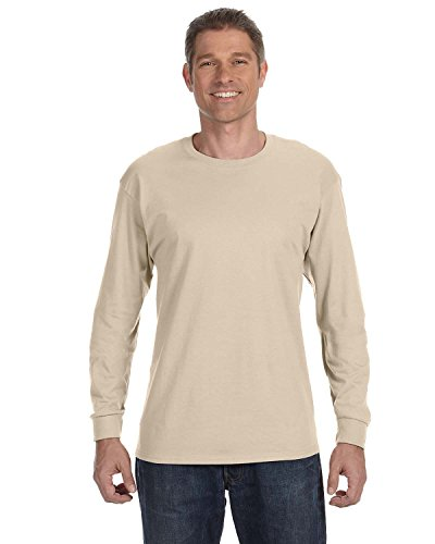 jerzees-29l-50-50-long-sleeve-t-shirt-sandstone-3xl-us