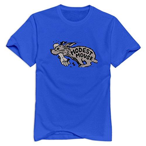 KST Herren T-Shirt Gr. Large, Blau - Königsblau Reunion Sweatshirt T-shirt