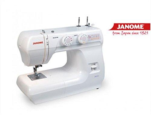 Maquina de coser Janome 3612
