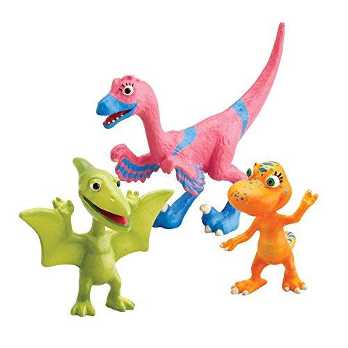 Preisvergleich Produktbild Tomy LC53054MP - Dino Zug Sammelfiguren - Velma, Annie und Don, 3-er Pack