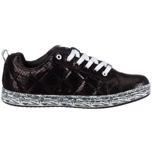 Boras FORMAT 3426, Unisex - Erwachsene Sportschuhe - Skateboarding Schwarz (Black/Grey/White327)