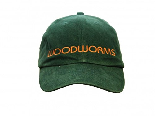 Myskatebrand Skateboard basic Cap Woodworms Green, Cap Size:One Size