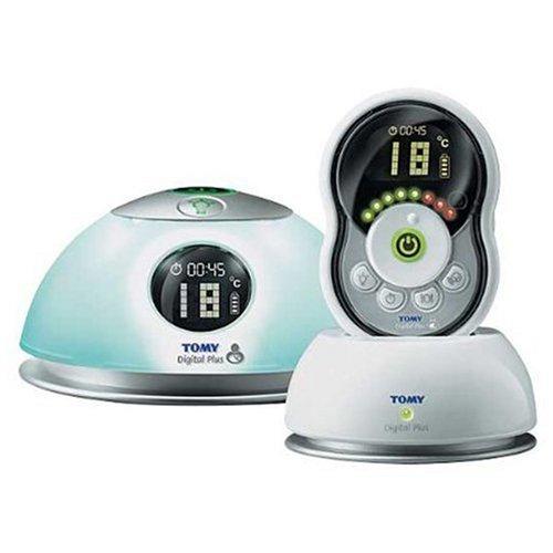 Preisvergleich Produktbild Tomy T71029EU- Trust Tomy - Babyphone Digital Plus TD350