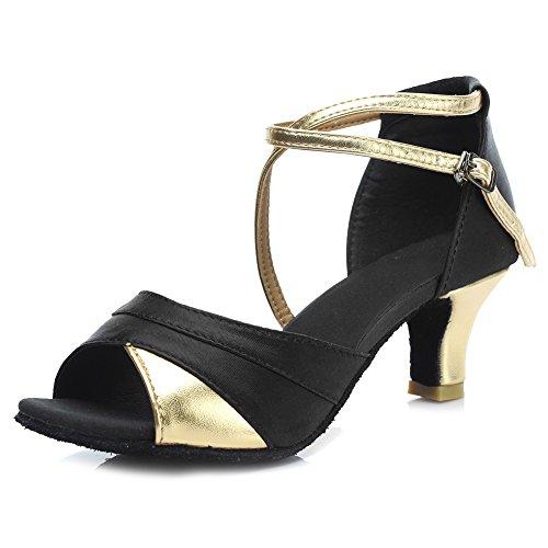 HIPPOSEUS Donna Ballroom Scarpe da ballo/sala da ballo scarpe/Scarpe da  ballo latino