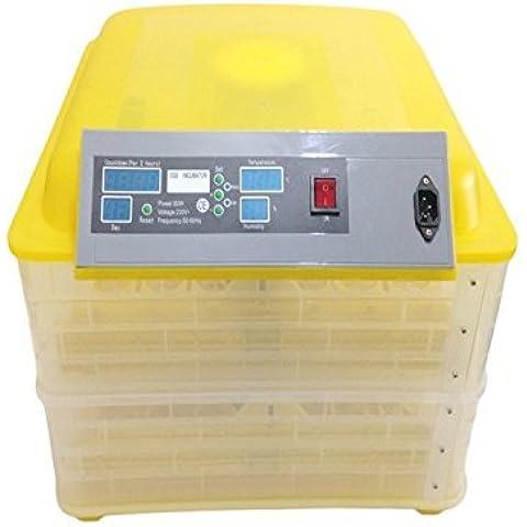 Huatuo® Huevos de pollo automática incubadora para incubar máquina para 96(220V)