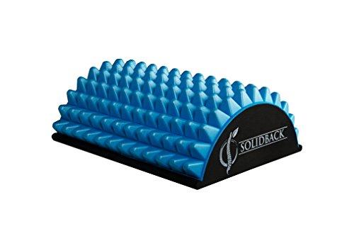 solidback collo trattamento corpo gamba sollievo dal dolore - dispositivo barella massaggio profondo del tessuto cuscino rullo