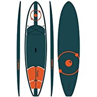 Levelsix Heliumwatersports Sup Stand Up Board Tidal 11.4 Paddelboard  Paddling Boards Surfboard Set con Aluminio Paddel cc12d6db67d