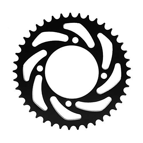 Qii lu aluminiumlegierung 41 t ritzel zahnrad für quad dirt pit pro bike atv 125ccm 140ccm 76mm motor
