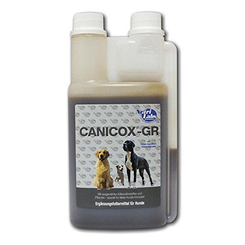 NutriLabs Canicox GR Ergänzungsfuttermittel Flüssig für Hunde, 1er Pack (1 x 500 ml)
