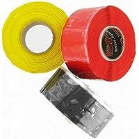 Feuerwehrdiscount ResQ- Tape Schwarz