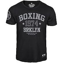 Muscle funktioniert Gym Kontrast /Ärmellos Hoodie MMA Boxing Gym T Shirt Men Boxe Vest UFC Fleece rot schwarz