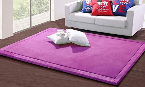 TOBY Japanischer Plüsch Matratze, Komfort Tatami-pad Weich Stock-matratze Wohnheim Zimmer Zusammenklappbar Fußmatten Schlafzimmer-c 200x400cm(79x157inch) -
