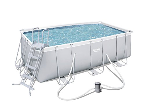 Bestway Frame Pool Power Steel Set 412x201x122 cm