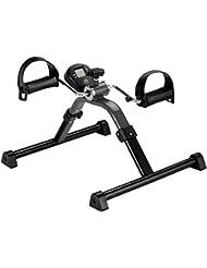Movimiento Trainer Digital, Gris y negro   Sundo Homecare Pedal de entrenamiento para brazos y piernas, Fisioterapia