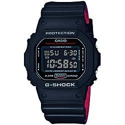 Casio G-Shock Reloj Digital para Hombre con Correa de Resina – DW-5600HR-1ER