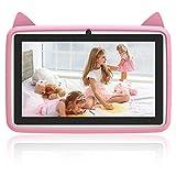 Tablette Tactile Enfants 7 Pouces WI-FI 2GO+32 GO ROM Quad Core Kids Tablette Tactile...