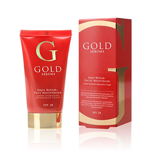 Gold Serums GSFACE Idratante Viso Aqua Repair Plus, SPF