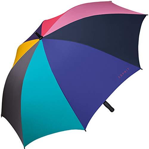 Esprit Stockschirm Golf Multicolor Combination