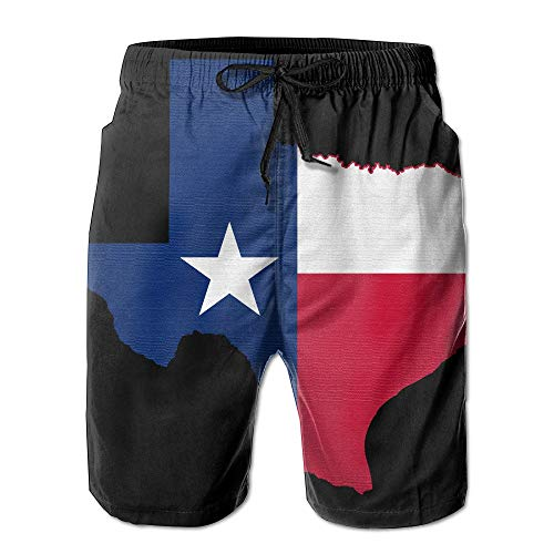 Madras Plaid Shorts (Desing shop Texas State Flag Mens Summer Cool Swim Trunks Beach Board Cargo Shorts Medium)