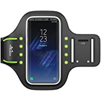 MoKo Brazalete Deportivo para iPhone X/iPhone 8 Plus, iPhone 7 Plus/Samsung