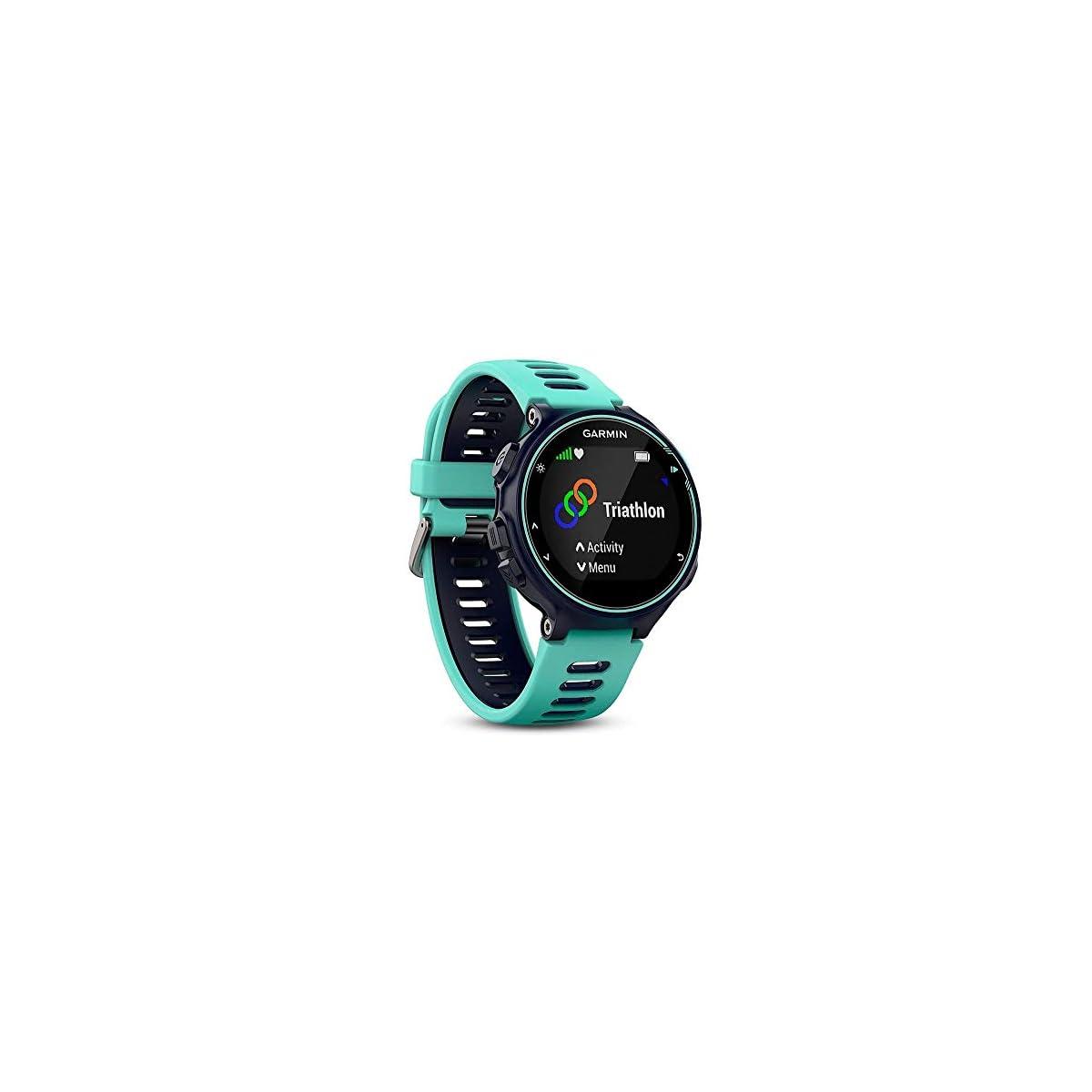 41qqDvQjBFL. SS1200  - Garmin 735XT Forerunner Reloj multisport con GPS, Unisex adulto