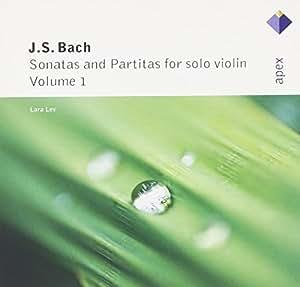 Bach: Sonatas And Partitas For Solo Violin Vol. 1