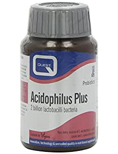 Quest Acidophilus Plus Probiotic 180 Caps