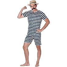 Bildergebnis für männer im retro  badeanzug