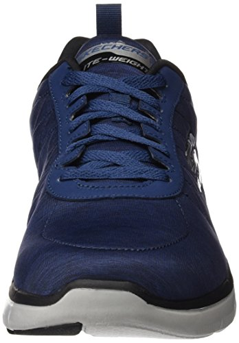 Skechers Herren Flex Advantage 2.0 Outdoor Fitnessschuhe Blau (Nvy)