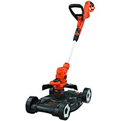 Black & Decker ST5530CM Outil 3 en 1 Coupe-bordure/Tondeuse/Dresse-bordure 550 W 30 cm