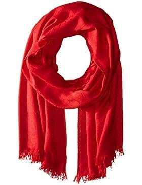 Calvin Klein Damen Ck Logo Pashmina Scarf  Pashminaschal